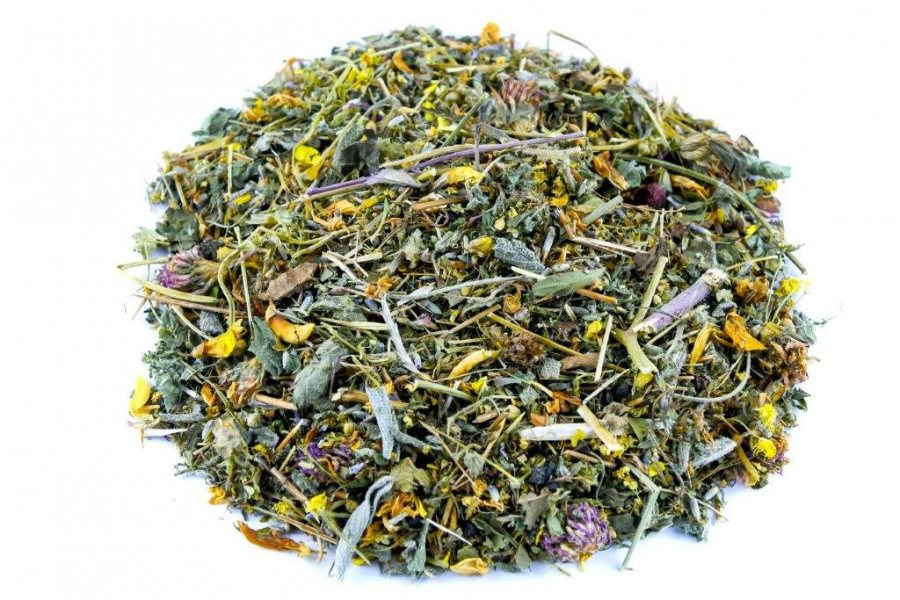 Herbal Tea for thyroid support